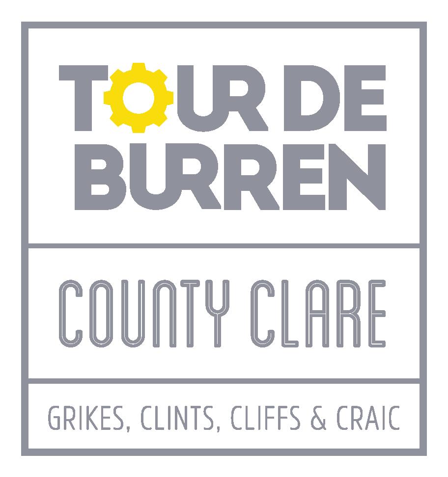 Tour de Burren Logo
